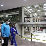 ¡Venciendo las sombras! Maduro supervisó trabajos de recuperación de la UCV