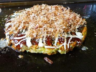Okonomiyaki!