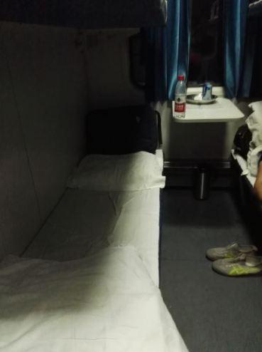 hard sleeper treni cinesi