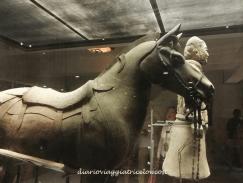 Statua di Fante dell'Esercito di Terracotta