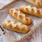 今月のパン(ショコラブレッド・ムウレン)