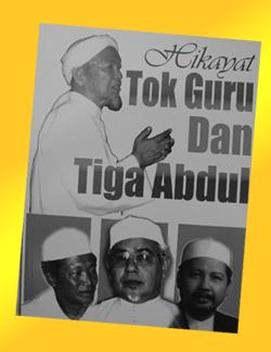 Buku Tiga Abdul menjadi sejarah ianya sangat nostalgik buat saya.