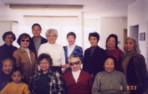 The backbone to CPA's work in the 1990s was the Women's Group. These were independent women who were ahead of their times, many of which came out of our ESL classes.