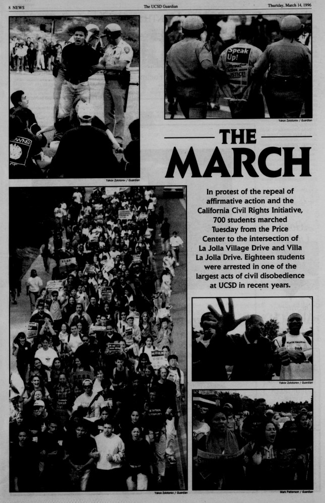 March rally and arrest 1996.jpg