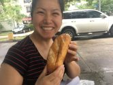 Banh Mi from street stall