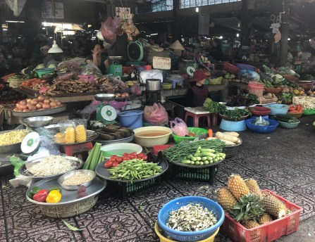 traditional wet market