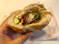 Roasted pork Banh Mi