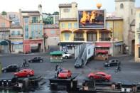 Car stunt show