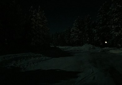 Night plow
