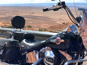 "Motorcycling – ""You can check out, but you can never leave"""