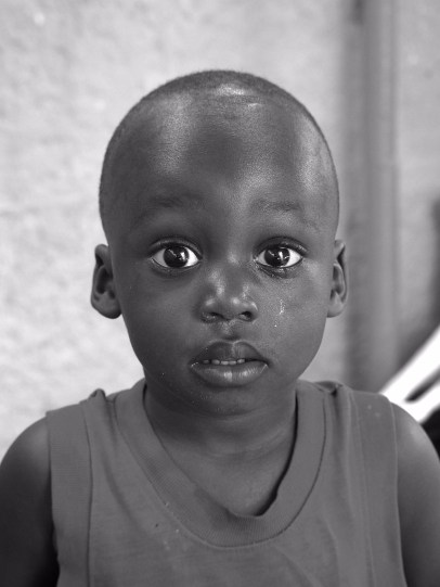 Young Boy, Senegal, 2016