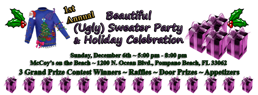 2015.12.06 Ugly  Sweater Party 2