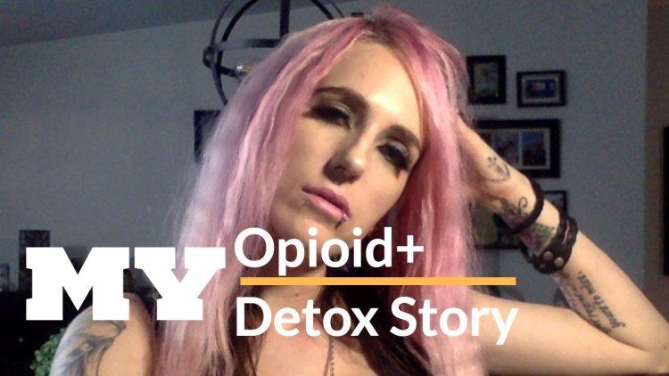 My opioid detox story