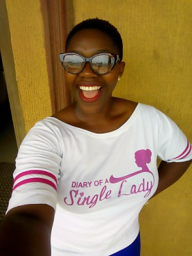 Meeeeeee, wearing our branded shirt (we are not here to play 😎😎😎).