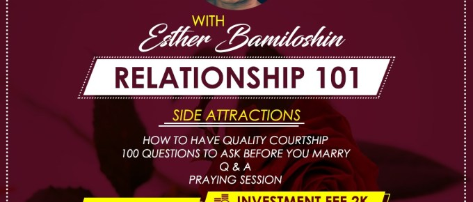 Relationship 101 Masterclass