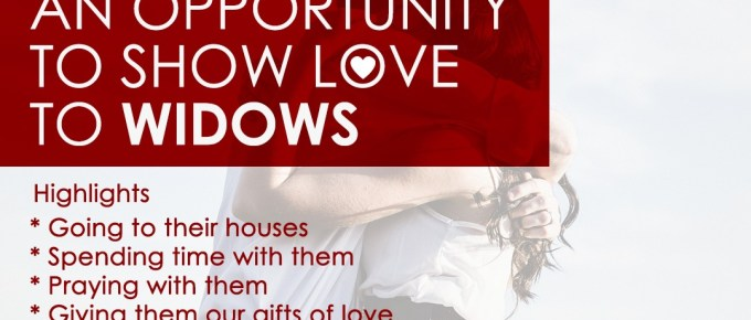 Widows Love Project