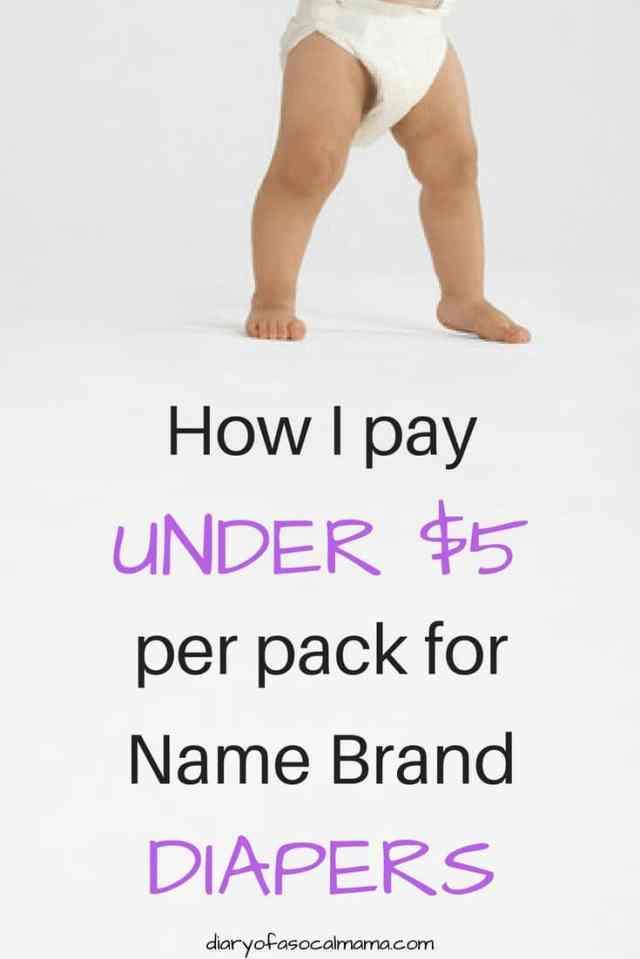 diaper coupons