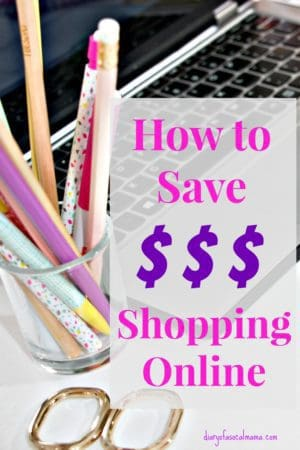 Save money | Online shopping