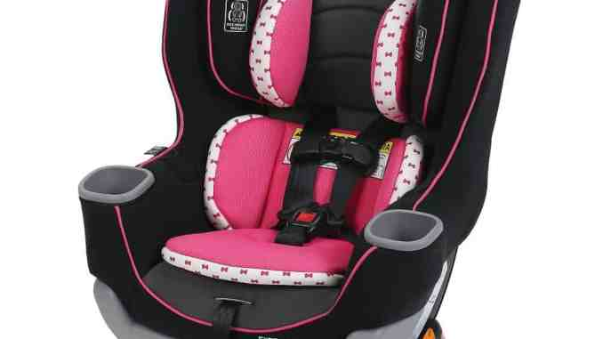 Graco Extend2Fit car seat