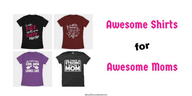 shirts for moms