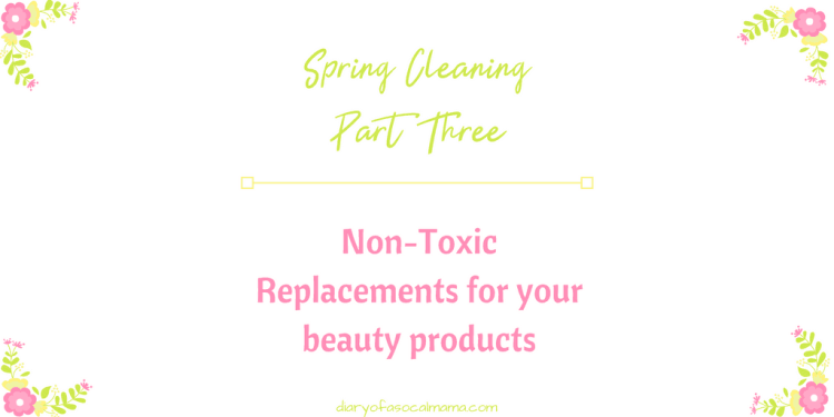 safe beauty products