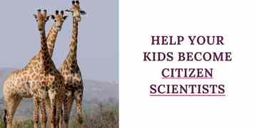 Citizen scientist kids