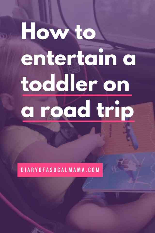 toddler road trip activities