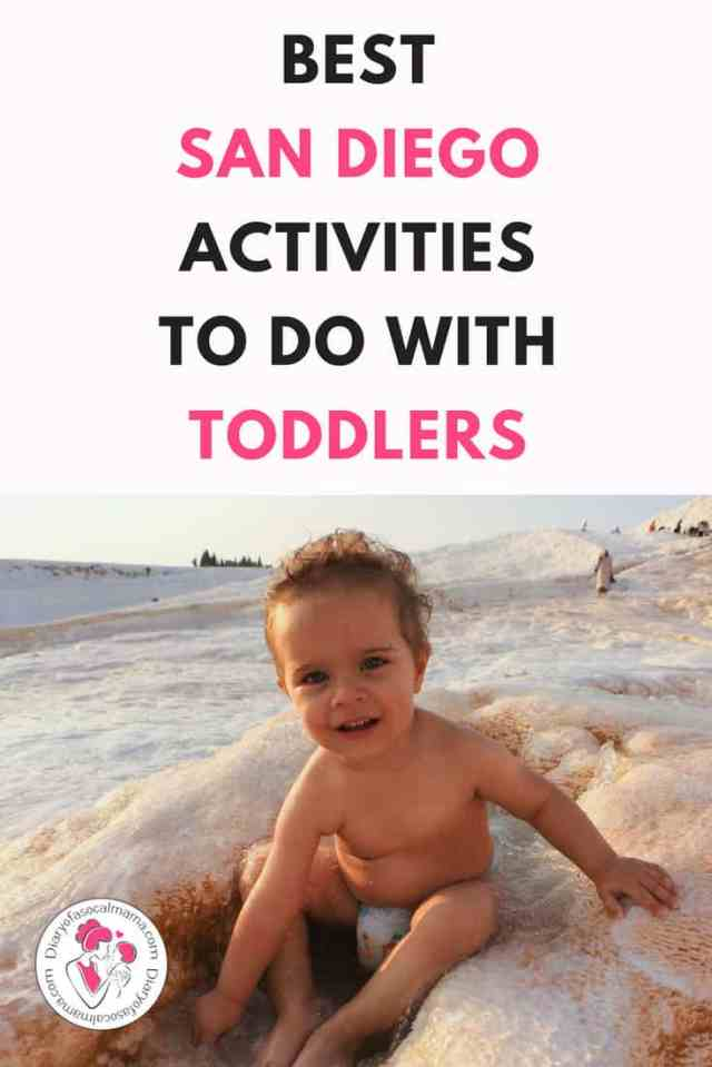 toddler activities san diego