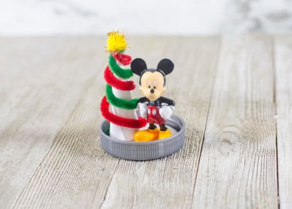 Mickey Mouse DIY ornaments