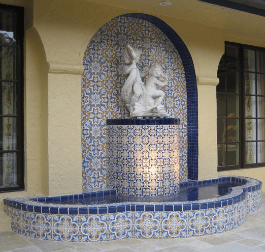 Fountain by Mizner Industries