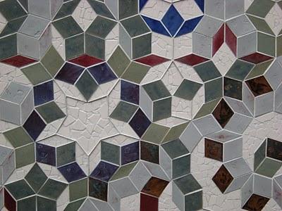 Tesselation Tango mural