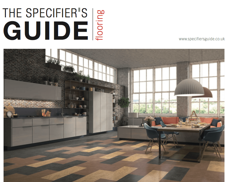The Specifier's Guide to Flooring from Kick-Start Publishing