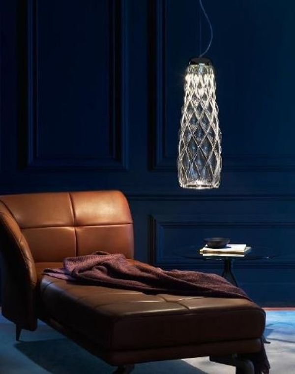 Pinecone suspension light
