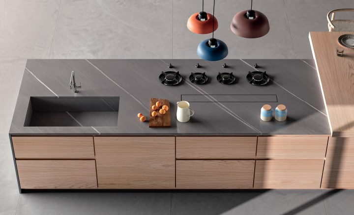 Fondovalle MyTop kitchen work surface
