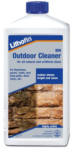 lithofin outdoor cleaner stone and surfaces tile