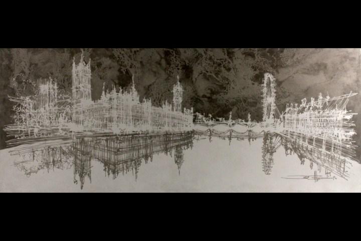 Ingo Glaetsch work for Gallery Different concrete art