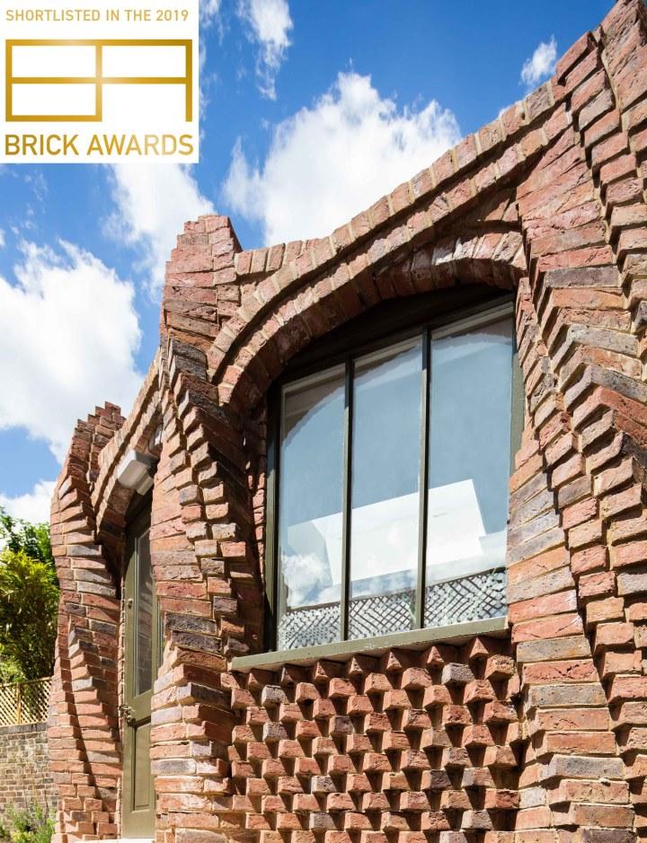 twist brick extension urban mesh