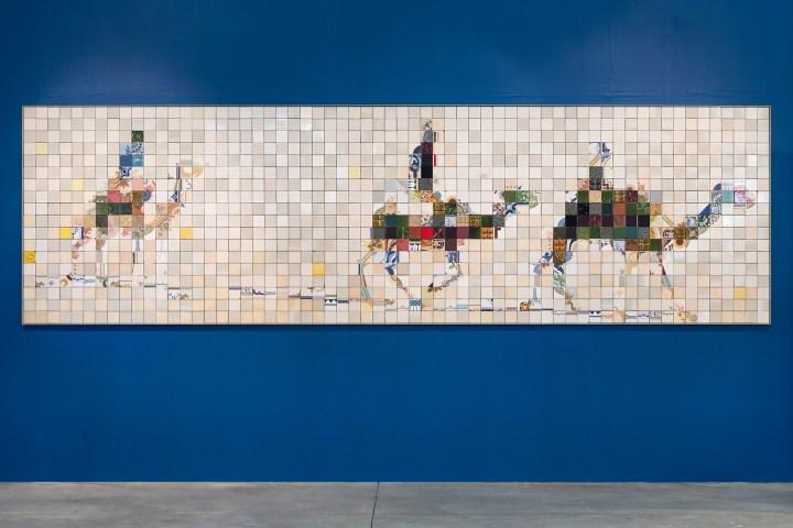 Pedrita tile artwork portugal