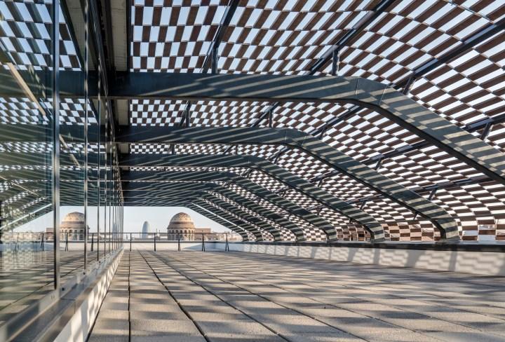 Institute Research San Pau Pic Architects Barcelona