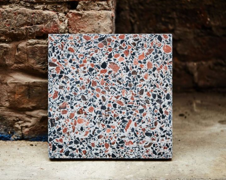 Granby workshop new terrazzo tile brick & slate
