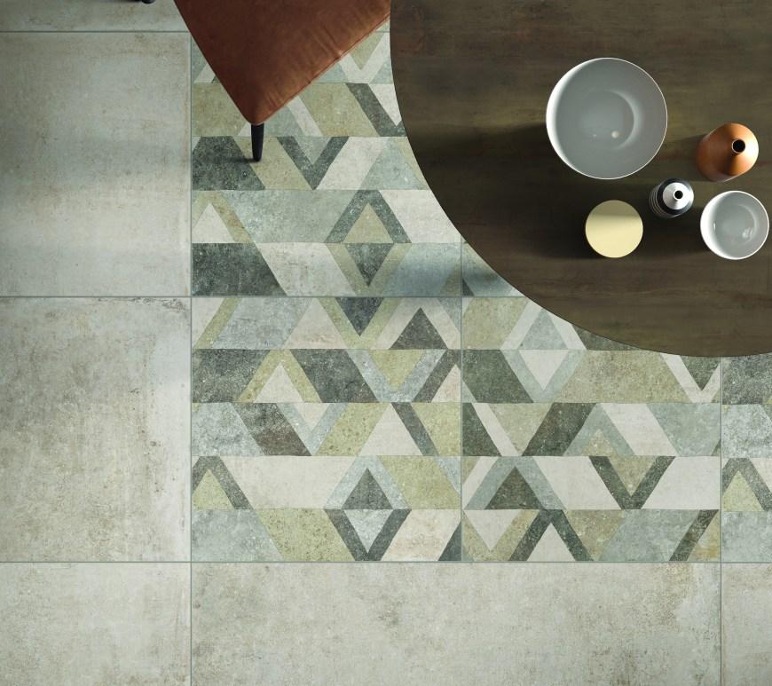 Flaviker RE-TOUR Ivory Decor Mix new tile collection