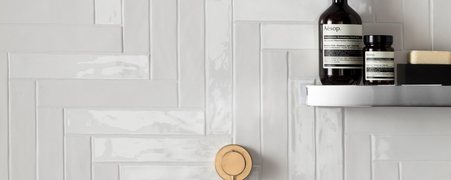Kyushu bianco matt and luxe by Ceramica Colli di Sassuolo