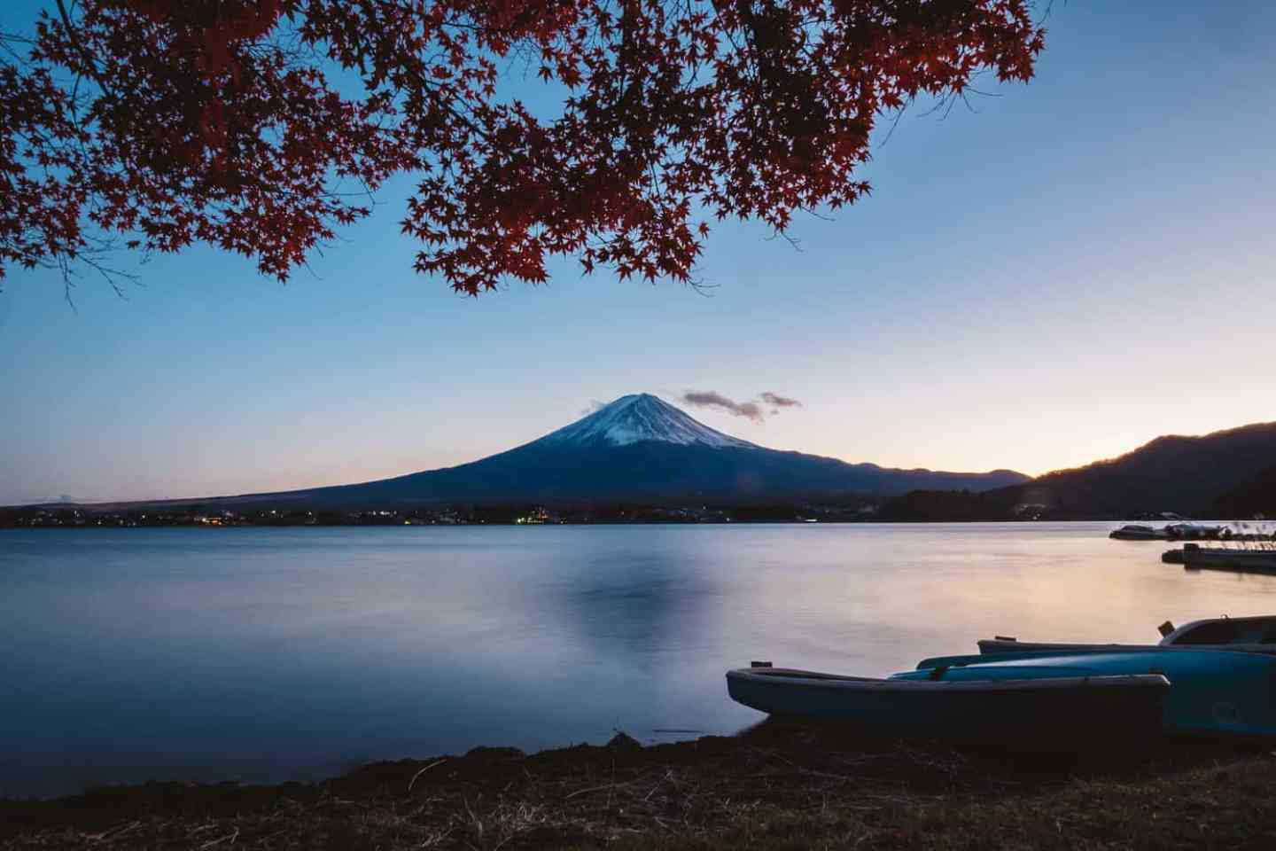 Japan- Best country for first-time travelers