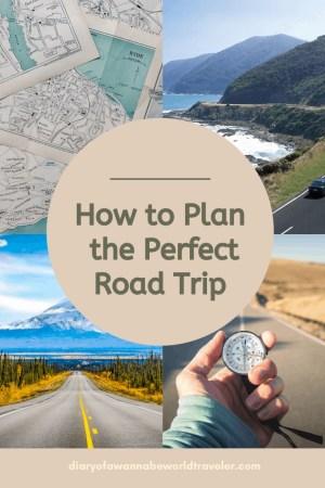 Road Trip pin