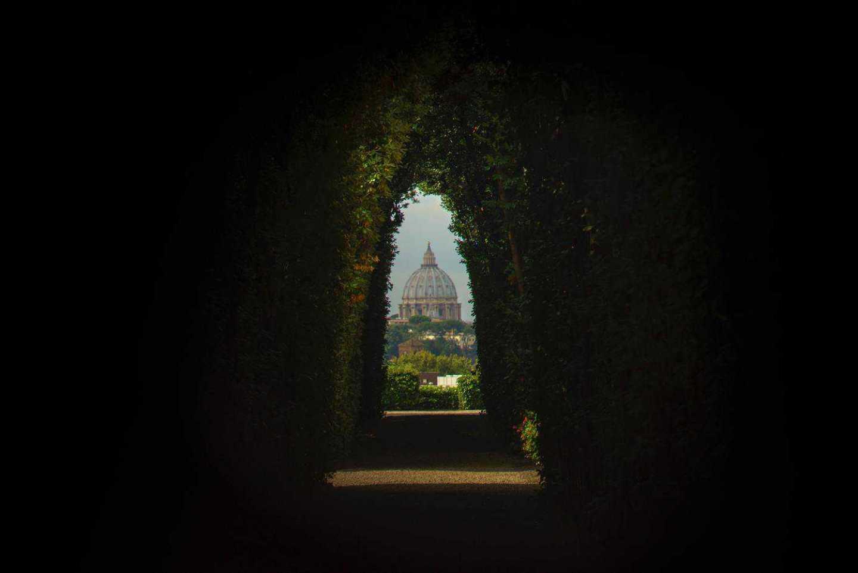 photo spots in rome