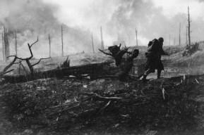 Battlefield 1 black and white screenshot 6 by Berdu