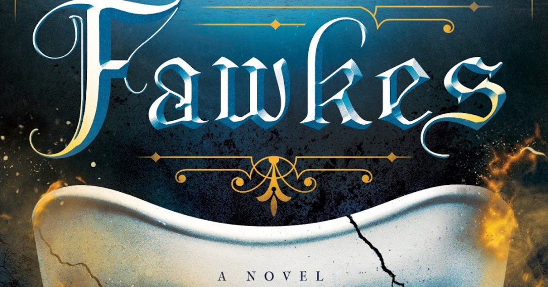 fawkes - nadine brandes - book review blog goodreads