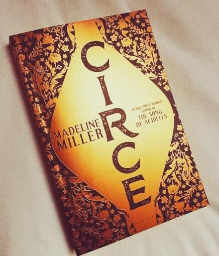 CIRCE - Madeline Miller books book review blog diary of difference bookshelf bookstagram goodreads bestseller