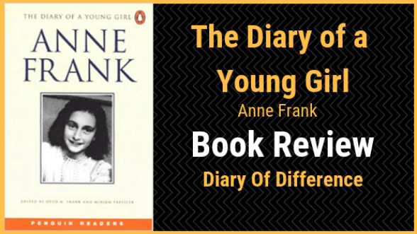 the diary of a young girl anne frank diary german hitler nazi penguin book review books blog