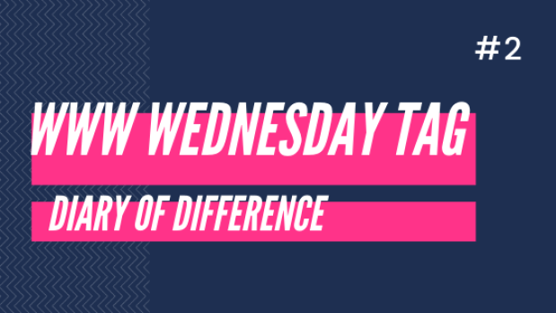 www wednesdays tag www wednesday blog book blog diary of difference